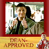 kePPy: SPN: Dean approved *thumbs up*