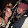 jack sparrow and me at disney