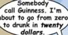 somebody call Guinness