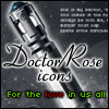 The Doctor/Rose Icon Community