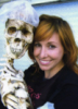 kari and skeleton