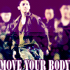 Yo! Touch Man!: DBSK: Minnie - move your body