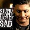 Stupid People Make Me Sad