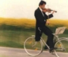 musical bicycle