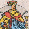 King of Cups Captain Querent