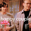 Giles/Xander happy couple