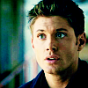 Marion: Dean wide eyes