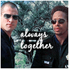 Ari: Always together Nick/Warrick