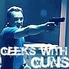 sga - McKay geeks with guns