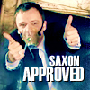 Saxon Approved, Human Tested