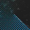 blue, dots