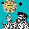 Golden Sun & Star