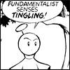 Sinfest: Fundamentalist senses