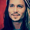 JD: Johnny long hair