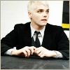 MCR - gerard in a suit