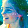 hermione ;; witch