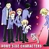 Homo Side Characters!