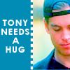NCIS - Tony Hug