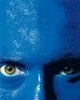 jeffsoesbe: blueman eyes