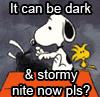 LOL Snoopy