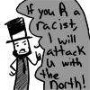 Racist iz bad