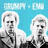 Life On Mars - Grumpy & Emo