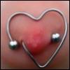 Nipple Heart