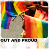 out and proud