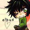 nwfairy: ;) Albus Severus HP