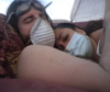 NAPPING IN A DUST STORM