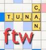 Scrabble Tuna Can