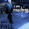 Bob-- reaching but I fall