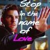 Sylar- Stop in the name of love