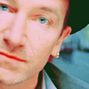 I refuse to give up my obsession: Bono blue eyes