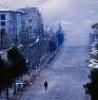 улица в бомбёжку