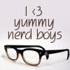 yummy nerd boys