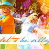 Carol: Disney Face - Alice/Hatter Silly