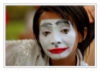 клоун - безразличие