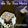 Go The Fuck Hence - Asshole