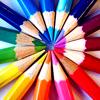 ericavdg: rainbow pencils