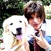 Shiro y perro