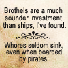 Brothels and Pirates