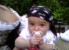 aryiana: Pirate baby