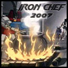 IRON CHEF STARSCREAM <3