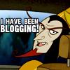 been blogging