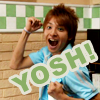 ヘッビ: YOSH!