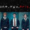 unohow2whistle: HP: I ship trio