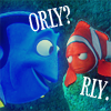 finding nemo dorey really