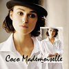 coco mademoiselle keira bowler hat