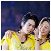 gay has sent you a message: aiba/jun - concert ~*~touching~*~